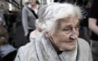 Поговорки про старость