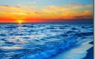 Пословицы о море