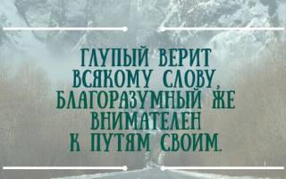 Соломон цитаты и афоризмы мудрые высказывания