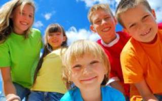 Пословицы о детстве