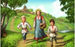 Пословицы о воспитании детей