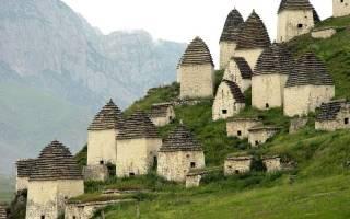 Пословицы и поговорки кавказские