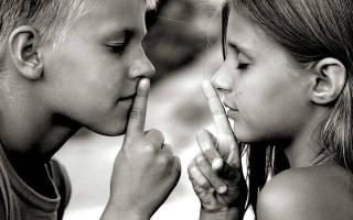 Про молчание поговорки