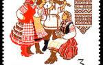 Белорусские пословицы
