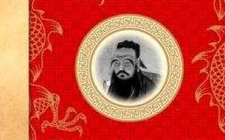 Самые остроумные афоризмы и цитаты конфуции