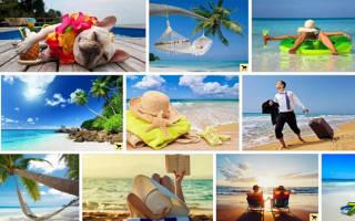 Прикольные статусы про конец отпуска