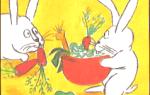 Про овощи поговорки
